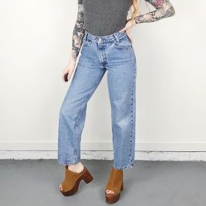 Levi's 550 High Rise Relaxed Student Fit Jeans